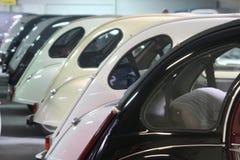 Francuscy samochody Zdjęcia Stock