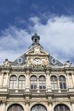 Francuska architektura Zdjęcia Stock