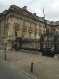 Francuska architektura Fotografia Royalty Free