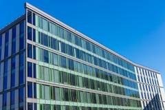 Francuska biura centrum obrazy stock