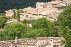 francuska France wioska Provence Zdjęcie Royalty Free