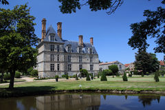 Francuska górska chata obrazy royalty free