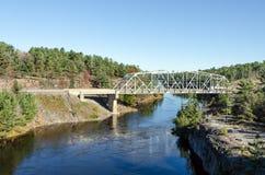 francuska rzeka Fotografia Stock