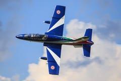 Francuska siły powietrzne Obrazy Royalty Free