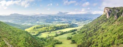 Francuska wieś - Vercors Zdjęcia Royalty Free