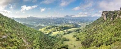 Francuska wieś - Vercors Obraz Stock