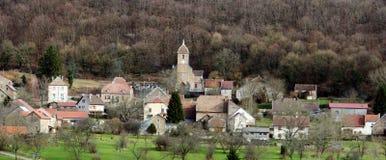 francuska wioska Obrazy Stock
