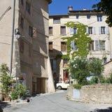 francuska wioska Zdjęcie Royalty Free
