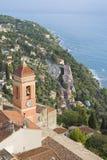 francuska wioska obrazy royalty free