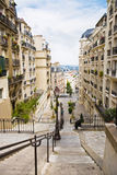 francuska wspólnej street Obraz Stock
