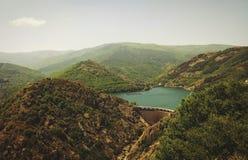 Francuski jezioro Fotografia Royalty Free