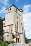 Francuski kościelny święty obrazy royalty free