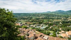 francuski krajobrazu Zdjęcie Royalty Free