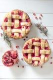 Francuski owocowy tarta tort Zdjęcie Stock
