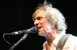 Francuski piosenkarza i artysty Louis Bertignac Zdjęcie Royalty Free