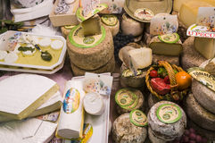 Francuski serowy Corsica Obrazy Royalty Free