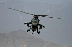 FRANCUSKI TYGRYSI helikopter Obraz Stock
