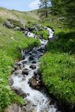 francuskich alp zdjęcia stock