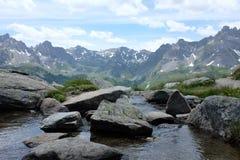 francuskich alp obrazy stock
