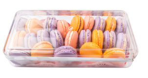 Francuz Macarons II Obraz Stock
