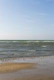 Francuz plaża Fotografia Stock