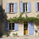 francuza domowa Provence wioska Fotografia Royalty Free