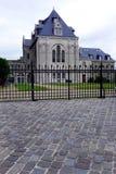 Francuza dworu stylowa architektura zdjęcie royalty free