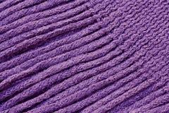 Frange tricotée   Image libre de droits