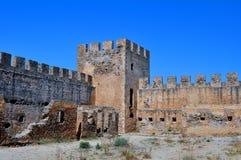 Frangocastello castle. Stock Photography