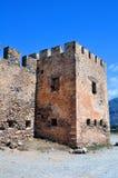 Frangocastello Schloss. Stockbilder