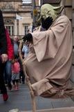 """Franja 3†del festival de Edimburgo """"27 de agosto de 2018 Extensión, diversa y apenas un poco loca imagenes de archivo"""