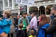 """Franja 3†do festival de Edimburgo """"27 de agosto de 2018 Alastrar, diverso e apenas um pouco louco fotos de stock"""