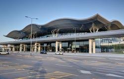 Franjo Tudjman Airport Immagine Stock Libera da Diritti
