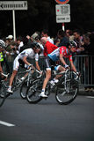 Frank&Andy Schleck Immagine Stock