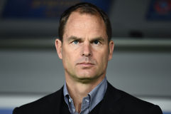 Frank De Boer Stockfotos