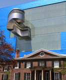 Frank Gehry's addition to Art Gallery of Ontario Royalty Free Stock Image