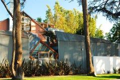Frank Ghery House Santa Monica Royaltyfria Bilder