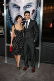 Frank Grillo, Wendy Moniz Royalty Free Stock Image