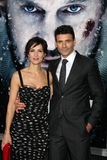 Frank Grillo, Wendy Moniz Royalty Free Stock Photography