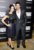 Frank Grillo and Wendy Moniz Stock Photo