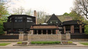 frank home lloyd studio wright Arkivbilder