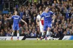 FRANK LAMPARD-joueur FC CHELSEA Royalty-vrije Stock Foto