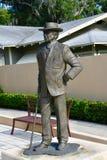 Frank Lloyd Wright Statue Fotografie Stock Libere da Diritti