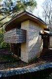 Frank Lloyd Wright wiosny dom, Tallahassee Floryda Zdjęcia Royalty Free