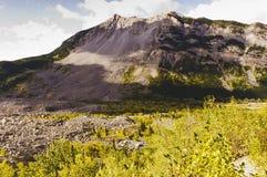 Frank mountain slide stock image