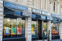 Frank Muller boutique Royalty Free Stock Photo