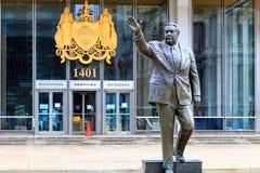 Frank Rizzo statua fotografia royalty free