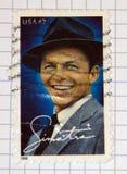 Frank Sinatra Immagini Stock