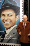 Frank Sinatra Jr. At the unveiling ceremony for the new United States Postal Service Stamp Honoring Frank Sinatra. Beverly Hilton Hotel, Beverly Hills, CA. 12 Royalty Free Stock Image