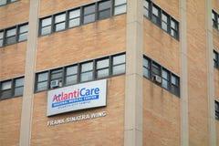 Frank Sinatra Wing. The Frank Sinatra Wing at AtlantiCare Regional Medical Center, in Atlantic City, New Jersey Royalty Free Stock Photo